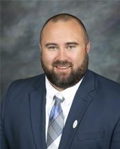 Senior staff member Craig Hurst