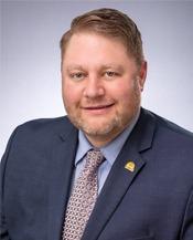 Senior staff member Matt Johnston