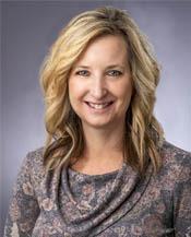 Senior staff member Jessica Sandgren